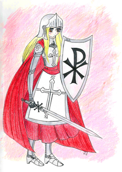 The Whole Armor of God by Firelit-Inspiration