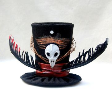 Tiny Top Hat: Desert Vulture by TinyTopHats