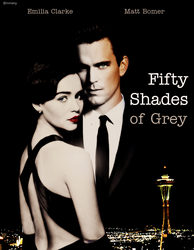 Fifty Shades Of Grey -  2nd Movie Poster by inmany