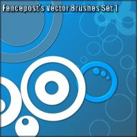 Fencepost's Vector Set 1 by fence-post
