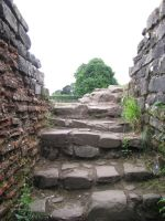 Places 237 stone steps by Dreamcatcher-stock
