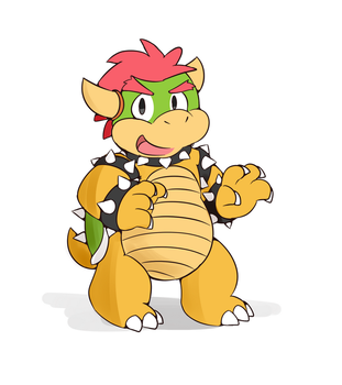 Bowser by smlie1
