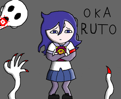 Oka Ruto-YandereTale Boss Fight by Gianluca850