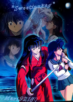 inuyasha y aome .png by mari9218