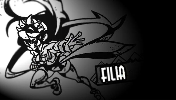 filia wallpaper by UniverseIncarnate
