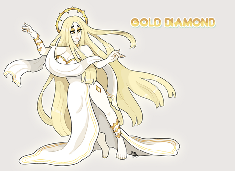 [CLOSED] - Gold Diamond Auction by FlareViper