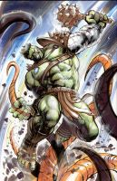 Planet Hulk by Cinar