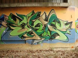 greeny by SANS-01-2-MHC-BS
