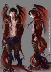 Cumbersmaug Costume Design by Brilcrist