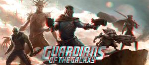 Guardians of the Galaxy 3-D conversion by MVRamsey