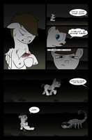 Fallout Equestria: Grounded page 8 by BoyAmongClouds
