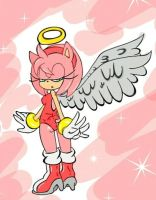 Amy Angel Rose by MarshmallowsDreams