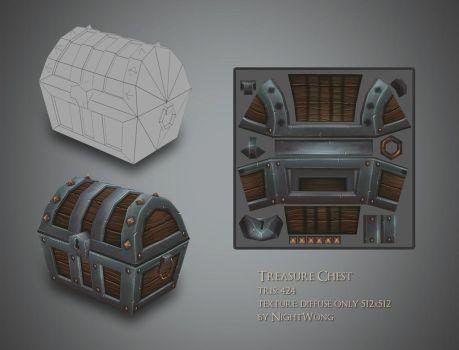 Treasure Chest by NightWong