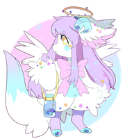 Folklore Custom - Kris-goat by DrawinglyWillingly