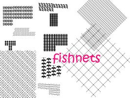 .fishnet.brush. by orio