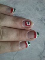 Hungarian nails by Anonymous---Lucifer