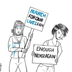 March For Our Lives by FFF66