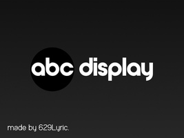 ABC Display by LyricOfficial