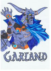 FF1 Garland Painted by Candy2012