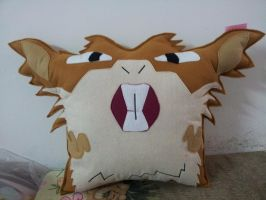 Handmade Anime Pokemon Raticate Plush Pillow