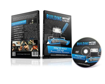 Building Better Light DVD cover by tale026