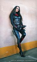 The Baroness- GI Joe 02 by Daelyth