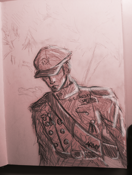 Soldier by LacriChan