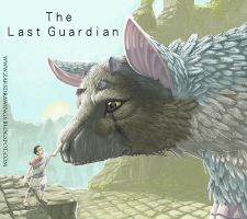 The Last Guardian by zak29