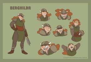 Berghildr by LilayM