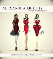 Alexandra Ligethy New Fall n Winter Collection by AlexandraVeda