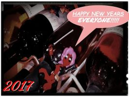 Happy New Year 2017 by ArtKing3000