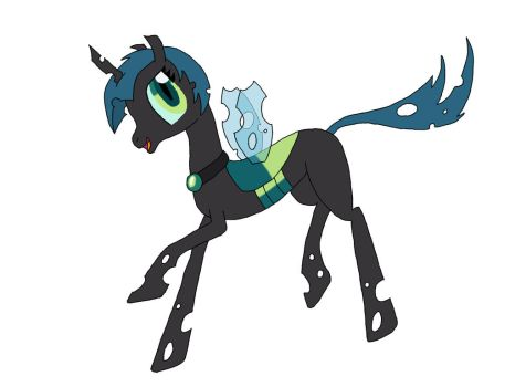 Changling OC for Friend by CodeGS-42