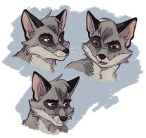 Ari sketchdump by Saphamia