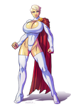 Powergirl 2016 by firstedition