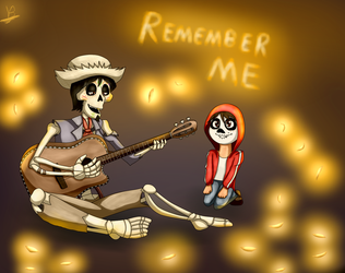 Remember Me by lElMuertol