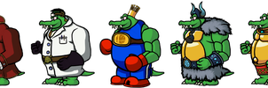 King K. Rules! - #KrocTheVote! - *Update!* by Thelimomon