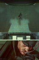 FaH - Solid Snake by Pryce14