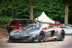 650S GT3 RaceCar by SeanTheCarSpotter