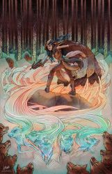 Reprisal, Revised Fairy Tales by SaraPlante
