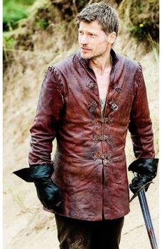 Game-of-Thrones-Jaime-Lannister-Season-6-leather-j by eileenhayes315