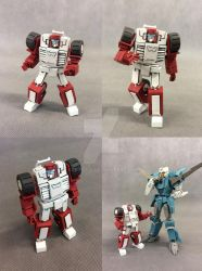 Mtmte Swerve replica by Klejpull