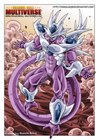 DragonBall Multiverse - King Cold Form5 by HomolaGabor