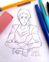 Lance McClain by MoPotter