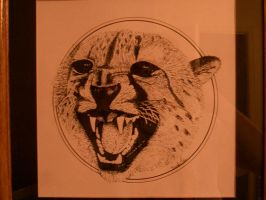 Ink Cougar by BigFish420