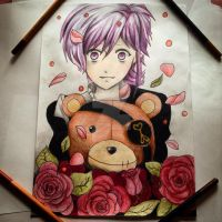finished kanato by Sophiethebrave