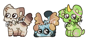 Adopts - 25 points [1/3 OPEN] by Brudrak