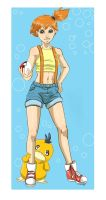 Misty by Dericules