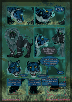 The Last Aysse: Page 31 by Enaxn