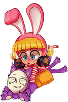 Popee by misuimin