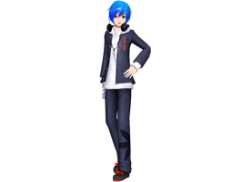 PDAFT School Uniform Parka Kaito by WeFede